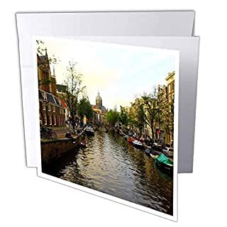 3d Rose GC 38331 _ 1 Réglage du soleil sur l'Unique des bâtiments d'Amsterdam – Cartes de vœux, 15,2 x 15,2 cm, Lot de 6 (B07B479249) | Amazon price tracker / tracking, Amazon price history charts, Amazon price watches, Amazon price drop alerts