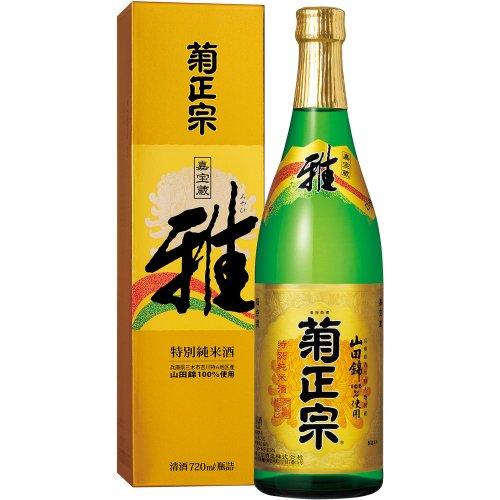 菊正宗酒造『嘉宝蔵 雅』