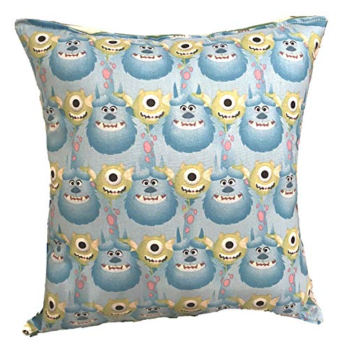 Monster Inc Pillow DIsney In San Antonio Mall a popularity Pixar 2021 All Our Pillows Are