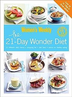 women's weekly 21 day wonder diet