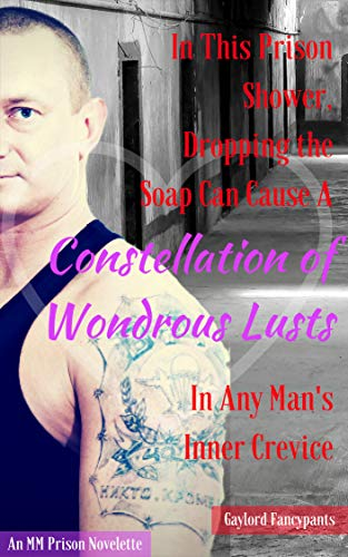 In This Prison Shower, Dropping the Soap Can Cause a Constellation of Wondrous Lusts in Any Man's Inner Crevice: An MM Prison Novelette (Alaskan Prisoners ... Steam and Stab Stentorian Lies Book 1)