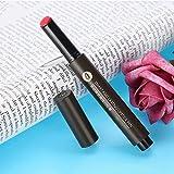 Pintalabios mate, cosmética duradera, no pegajosa, taza para nutrientes bellos labiales [1#]