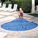 Outdoor Durable Square Hot Tub Cover Solar Spa Blanket Cover 8'x8' Hot Tub Thermal Solar Blanket Cover 15 Mil Any Spa Hot Tub Shape