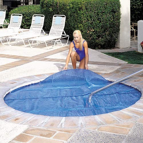 Outdoor Durable Square Hot Tub Cover Solar Spa Blanket Cover...