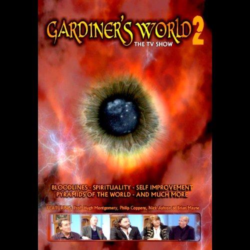 Gardiners World audiobook cover art