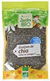 Jardin Bio Graines de Chia Bio 100 g