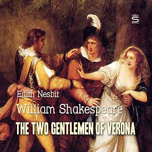 The Two Gentlemen of Verona audiobook cover art