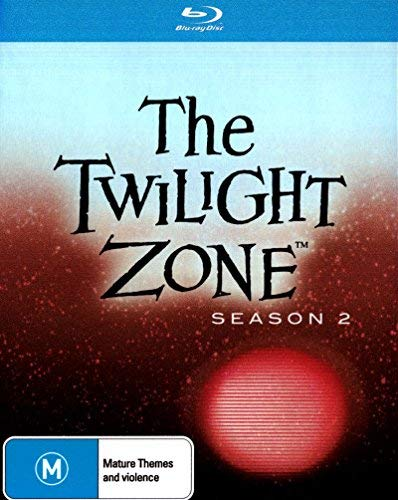 The Twilight Zone (Season 2) - 4-Disc Set ( The Twilight Zone: The Original Series ) ( The Twilight Zone - Season Two ) [ Blu-Ray, Reg.A/B/C Import - Australia ]