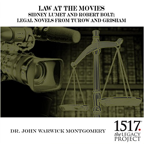 Law at the Movies audiobook cover art