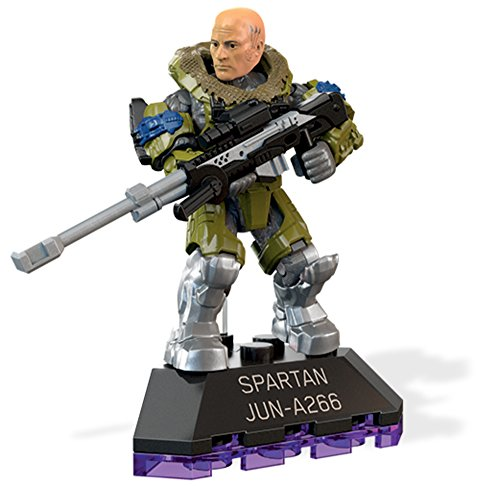 Mega Construx Halo FMM69 - Heroes Series 6 - Spartan Jun-A266