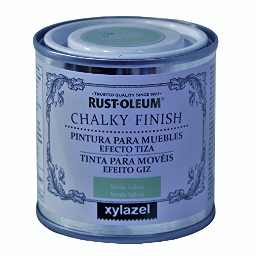 Rust-Oleum 4081008 Pintura, Verde Salvia, 125 ml