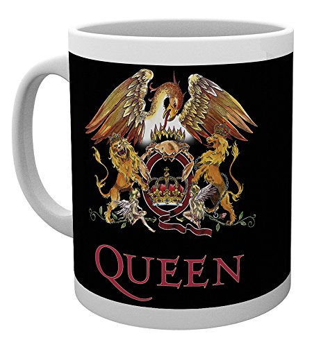 GB Eye LTD, Queen, Colour Crest, Taza