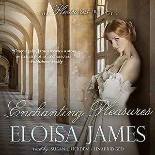 Enchanting Pleasures audiobook cover art