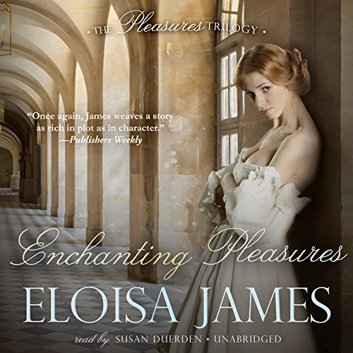 Enchanting Pleasures audiobook cover art