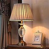 YU-K Lampade moderne della camera da letto lampade da tavolino...