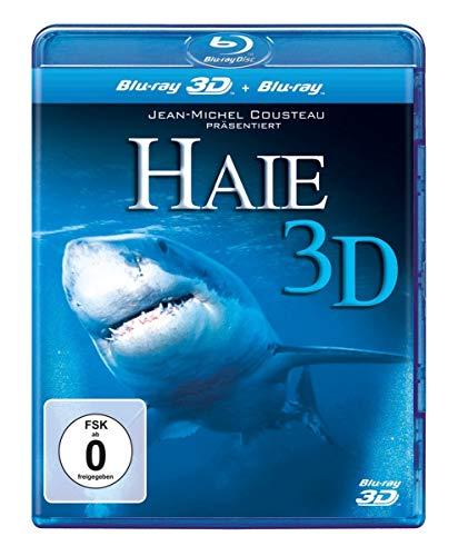 IMAX: Haie (2D + 3D Version) [Blu-ray]