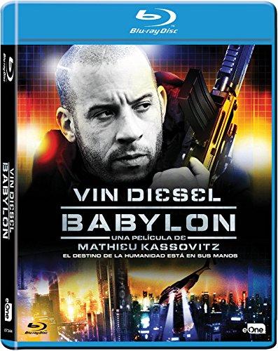 Babylon Blu-Ray [Blu-ray]