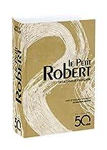 Le Petit Robert De La Langue Française - Jaquette Ocre d'Alain Rey