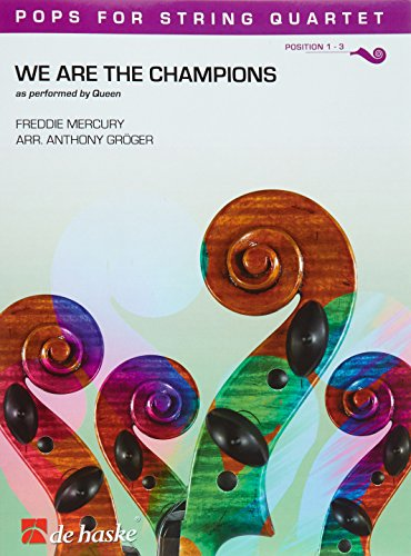 We are the Champions: As Performed by Queen
