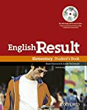 English Result - Student's Book (1DVD)