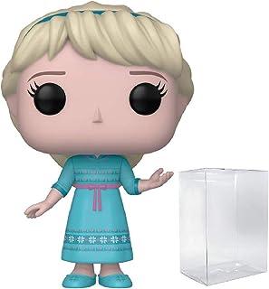Pop Disney: Frozen 2 - Young Elsa Pop! Vinyl Figure (Includes Compatible Pop Box Protector Case)