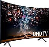 Abbildung Samsung UE49RU7379 123 cm (49 Zoll) Fernseher (Curved, Ultra HD, HDR, Triple Tuner, 1500 PQI, Smart TV)