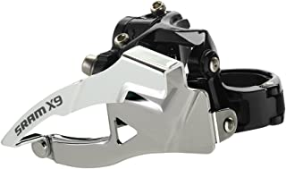 SRAM X9 2x10 Low Clamp Front Derailleur
