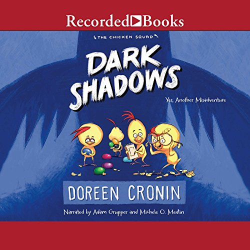 Dark Shadows: Yes, Another Misadventure Audiobook By Doreen Cronin cover art