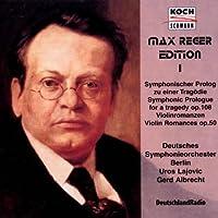Max Reger Edition Vol 1