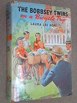 Bobbsey Twins 48:The Bobbsey Twins on a Bicycle Trip (Bobbsey Twins) - Book #48 of the Original Bobbsey Twins