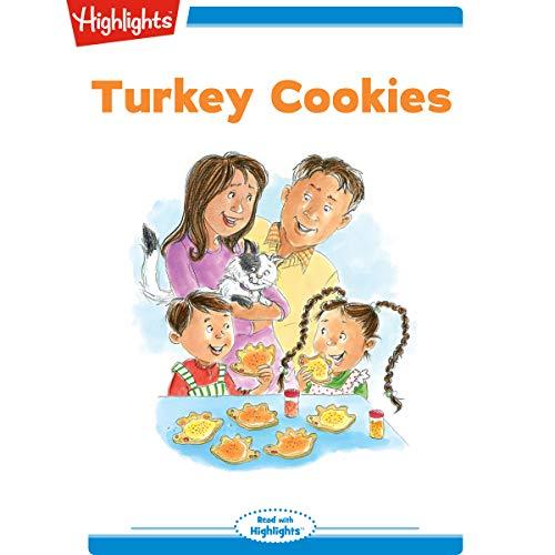 Turkey Cookies copertina