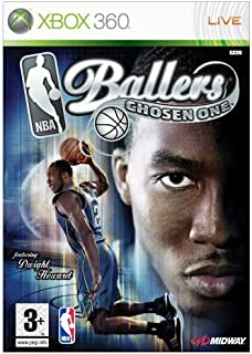 NBA Ballers (Xbox 360) by Midway