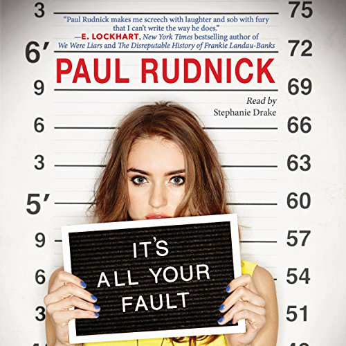 It's All Your Fault audiobook cover art