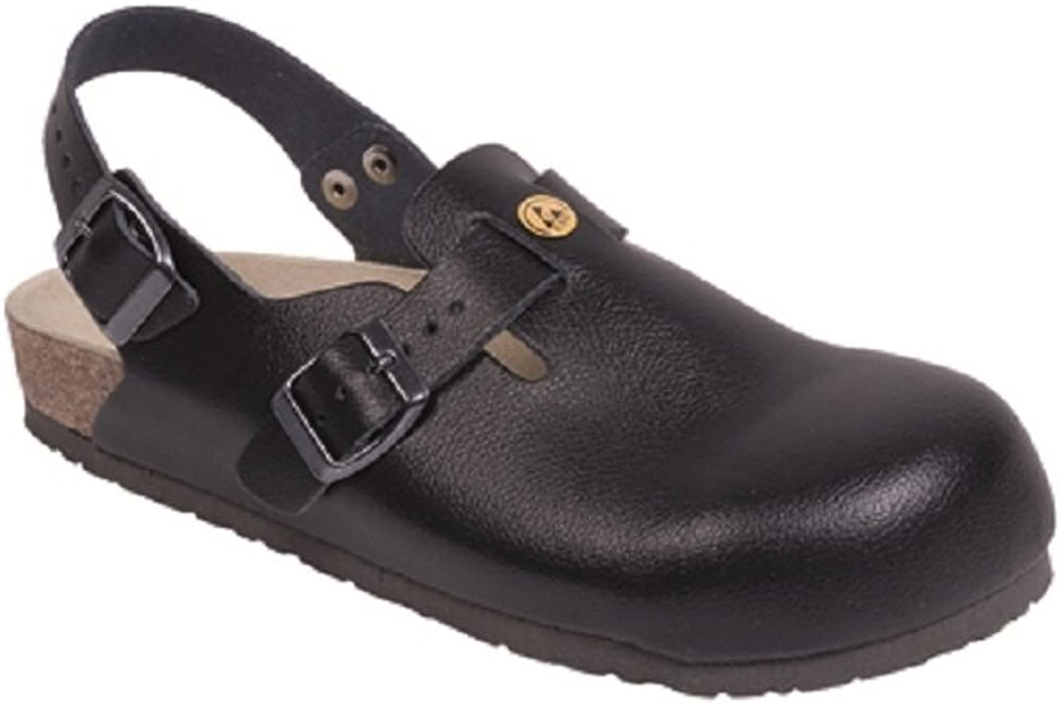 Weeger ESD Clog with Steel Cap