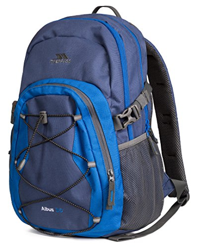 Trespass Albus Sac à Dos Mixte Adulte, Bleu, 30 l