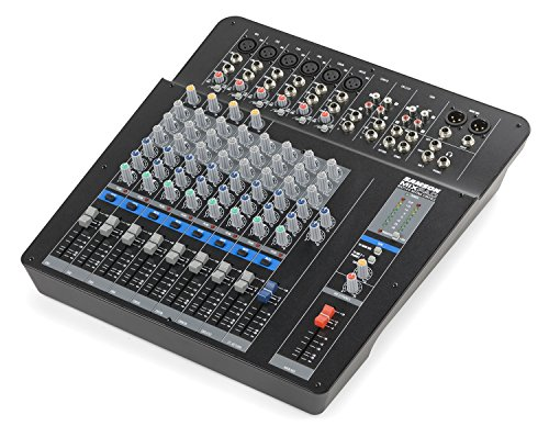 Samson MXP144 MixPad 12-Kanal Live Mischpult / Live Mixer
