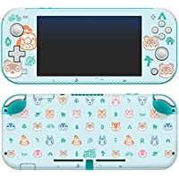 Controller Gear Animal Crossing New Horizons Lite Skin Set, Nintendo Switch, Outdoor Pattern,