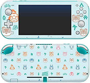 Controller Gear Animal Crossing New Horizons Lite Skin Set