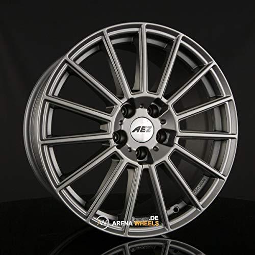 AEZ STEAM 7.5J x 17 pulgadas ET 51 LK 5 x 100 llantas de aluminio