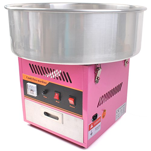 Sale!! Electric Cotton Candy Machine Gen3 Pink Carnival Commercial Floss Maker Party