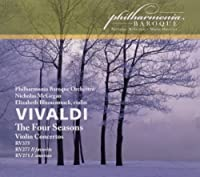 Vivaldi: Four Seasons by Elizabeth Blumenstock (2011-10-11)
