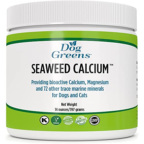 Top 10 best selling list for dog supplements for calcium
