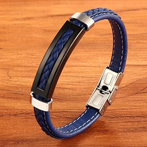 Damen Armband Leder Lederarmband Beads Backpacker Surferarmband NEU