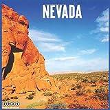 Nevada 2021 Wall Calendar: Official Nevada Travel Calendar 2021, 18 Months