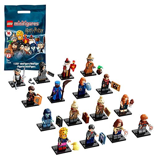 LEGO 71028 Harry Potter Serie 2 Minifiguren,...