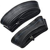 WPHMOTO 2.50-14 and 3.00-12 Front and Rear Tire Inner Tube Set For Pit Dirt Bike   60/100-14 80/100-12 Innertube for 14'' & 12'' Tires