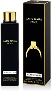 Lady Gaga Fame Black Fluid Lotion 200ml/6.7oz