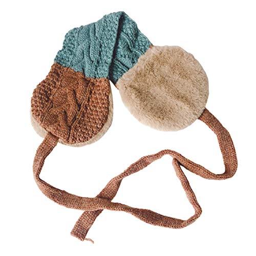 Avalita Winter-Ohrenschützer, Frostschutz, Multicoulor, Ohrschutz für Kinder, Damen, Herren, Winter
