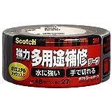 3M スコッチ ダクトシールテープ 48mm×27m DUCT-27