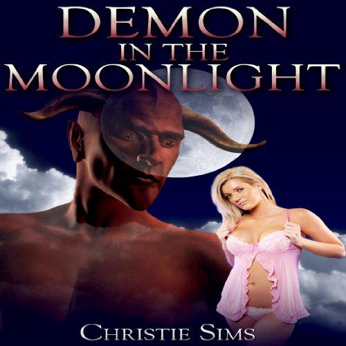 Demon in the Moonlight audiobook cover art